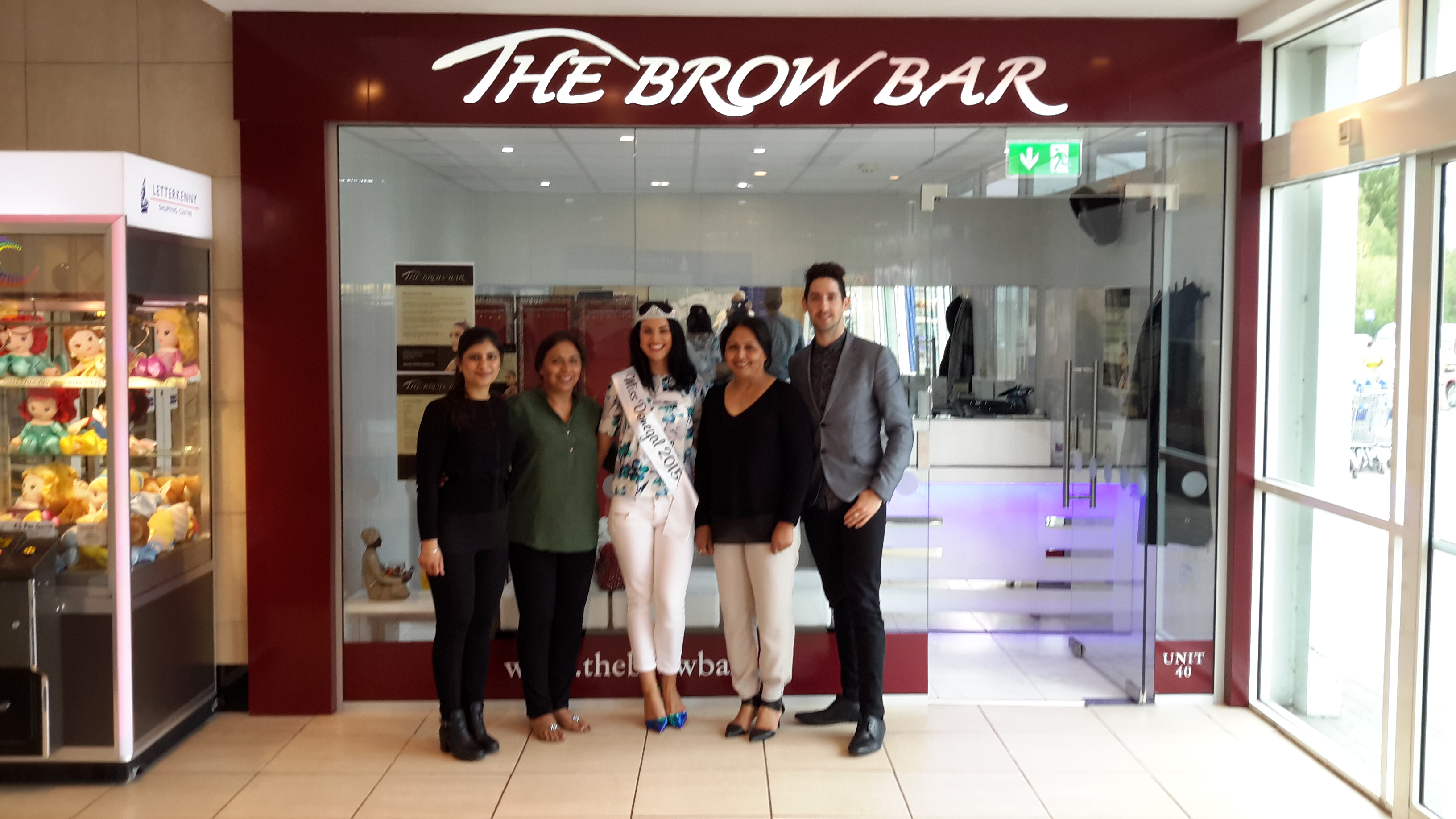 The Brow Bar Letterkenny Shopping Centre